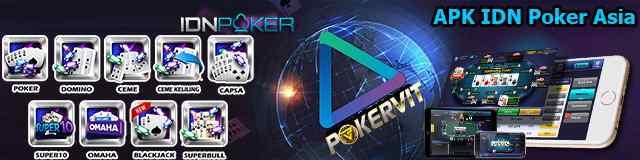 APK IDN Poker Asia