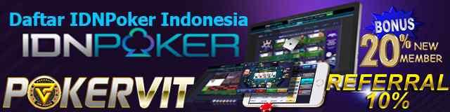 Daftar IDNPoker Indonesia