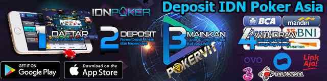 Deposit IDN Poker Asia