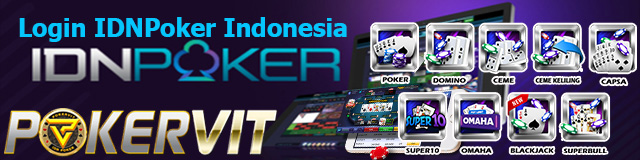 Login IDNPoker Indonesia