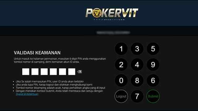 Login IDN Poker Indonesia