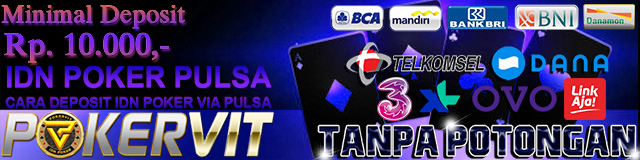 Poker DominoQQ Online 2021 Terbaru
