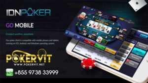 Aplikasi IDN Poker