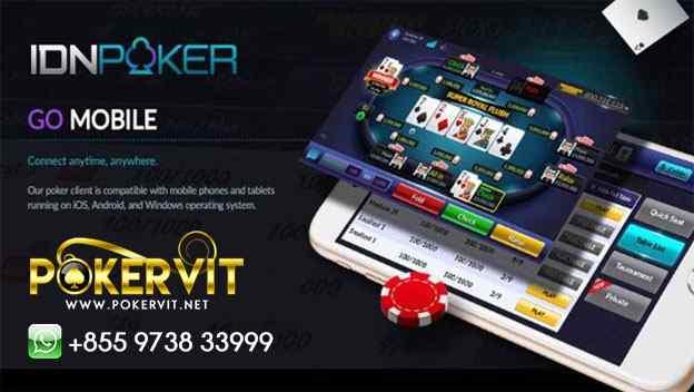 Aplikasi IDN Poker Android
