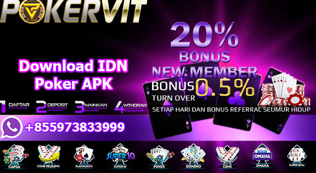 Download IDN Poker Asia