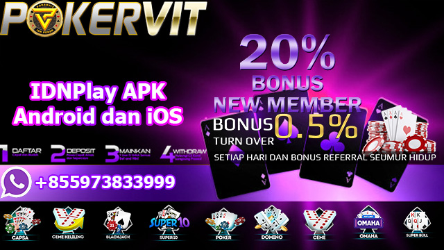 IDNPlay APK Android dan iOS