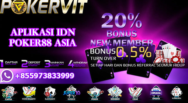 Aplikasi IDN Poker88 Asia