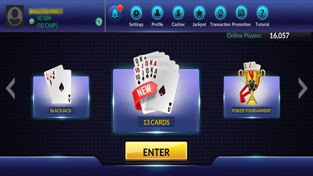 Download Aplikasi IDNPoker Terbaru