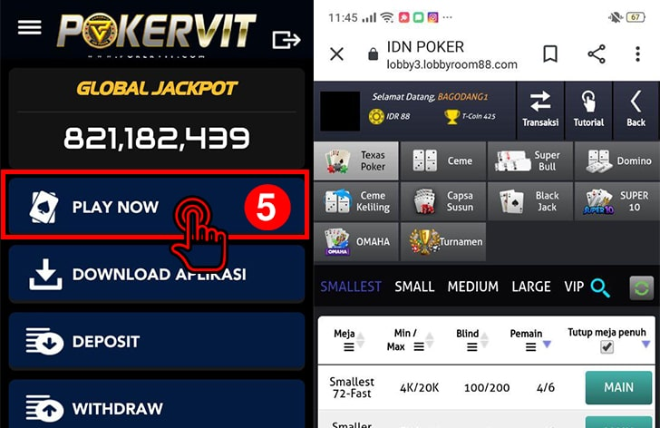Login IDN Poker Asia Terbaru